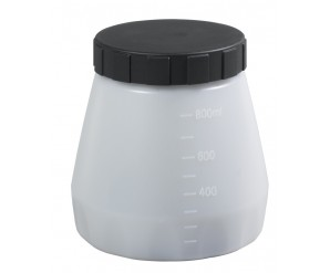 Beker 800 ml Airless