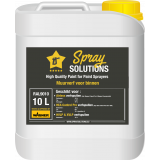 Muurverf 10 liter RAL9010 - Spray Solutions
