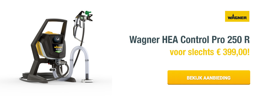 Wagner HEA Control Pro 250 R